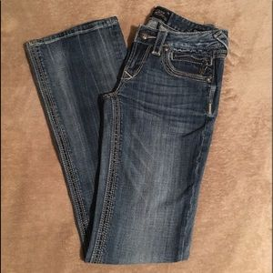 ReRock for Express Jeans Bootcut Size 2R